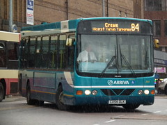 optare solo(0.0), tour bus service(0.0), metropolitan area(1.0), vehicle(1.0), transport(1.0), mode of transport(1.0), public transport(1.0), dennis dart(1.0), land vehicle(1.0), bus(1.0),