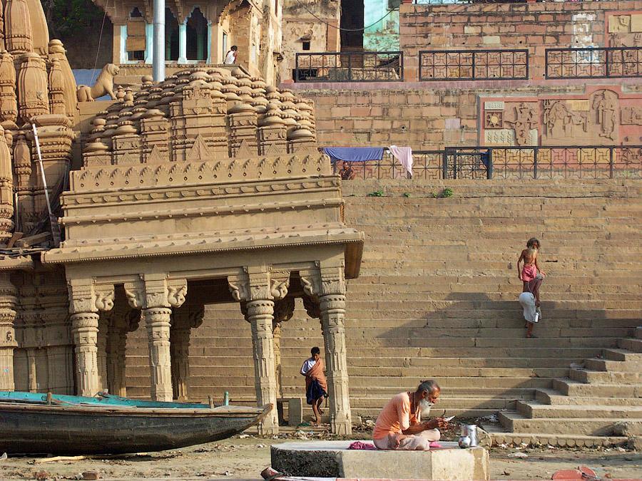 Варанаси (Бенарес, Каши), Индия 2007-0008
