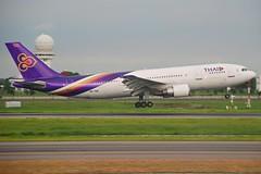 Thai Airways International Airbus A300-622R; HS-TAZ@BKK;29.07.2011/612cm