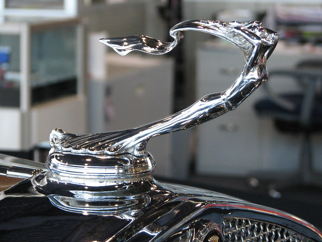 1930 cadillac hood ornament flickr photo sharing. Black Bedroom Furniture Sets. Home Design Ideas
