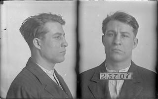 Davis, Arthur. Inmate #23707 (MSA)