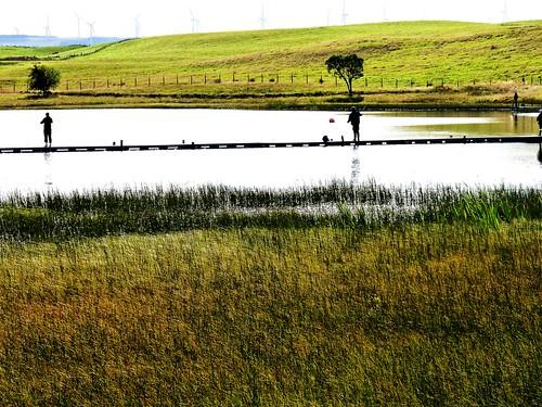 Loch Fishing, Eaglesham