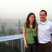 Alan & Kristin in Hong Kong by arsheffield