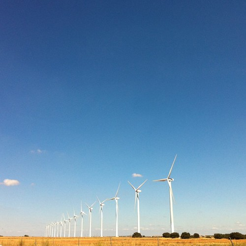 Giants are windmills