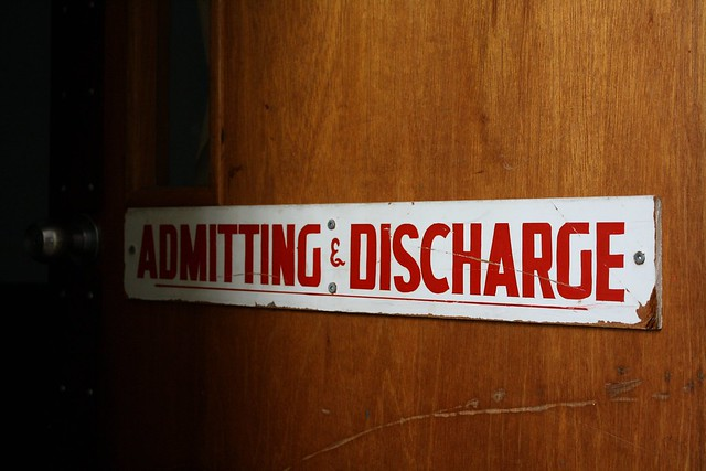 ADMITTING & DISCHARGE