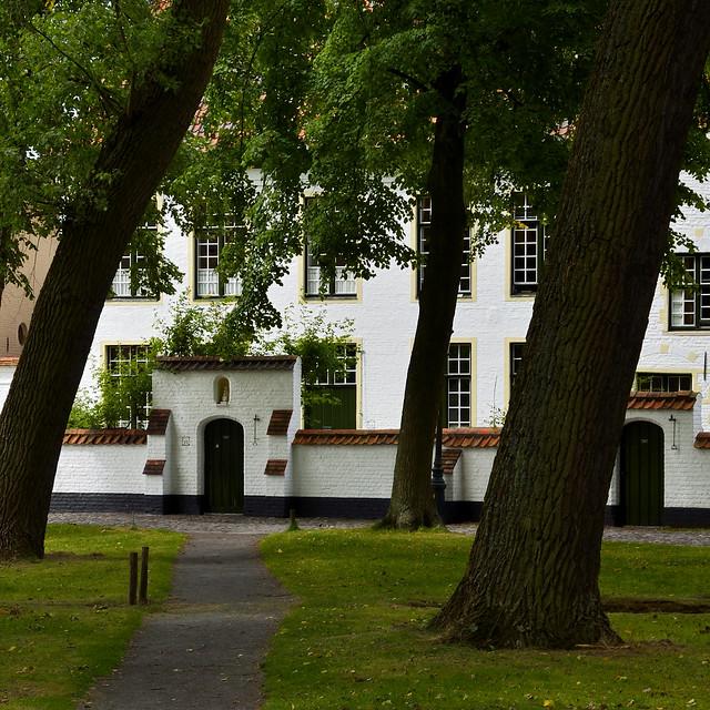 Béguinage, Bruges - Begijnhof, Brugge
