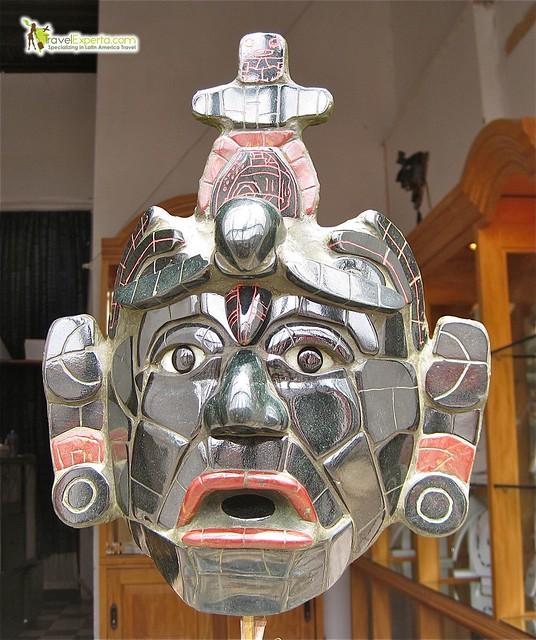 Jade Mask antigua guatemala
