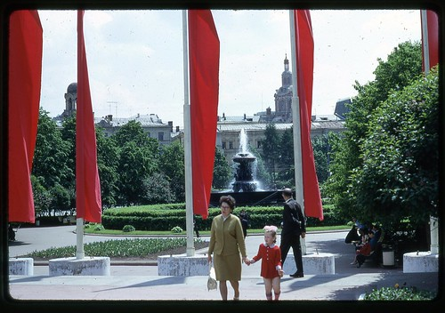 Little Red, Moscow, 1969