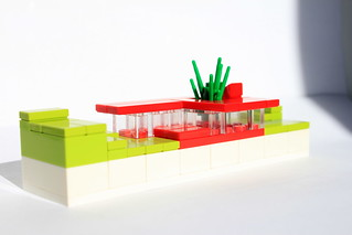 LEGO Urban Scaping -- 4