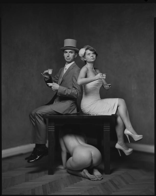 fine art nude wedding photography Birmingham, London