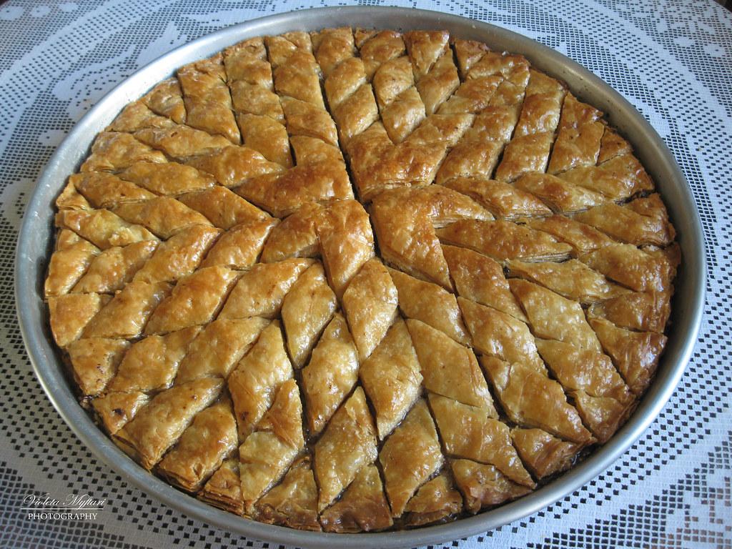 Bakllava me arra a photo on flickriver for Albanian cuisine kuzhina shqiptare photos