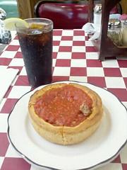 Giordano's...yum...