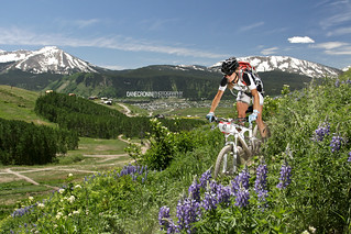 2011 Wildflower Rush race in Crested Butte, CO