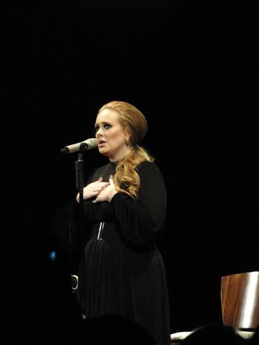 Adele - Seattle, WA - 8/12/2011
