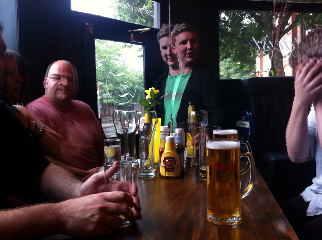 Tae's Stag, 16/07/2011
