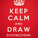 »Keep calm and draw Distinctions« by autopoiet
