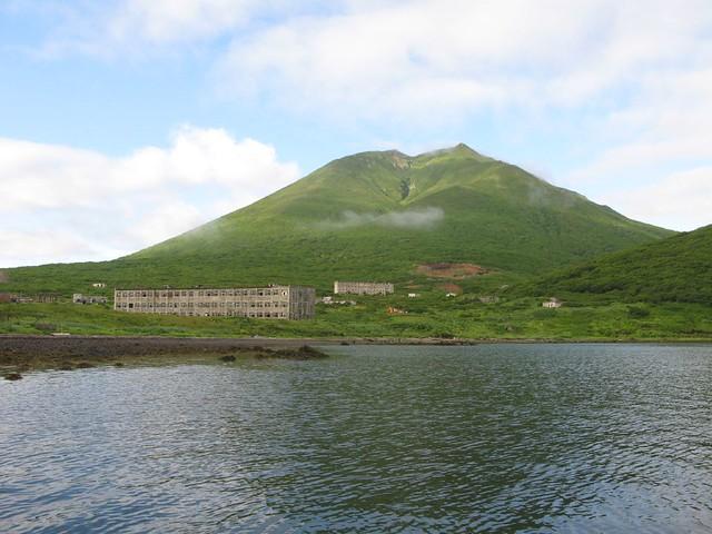 Simushir Island