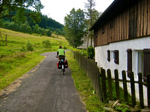 Tour de Sudety; Bicycle touring in Southern Poland and Czech Republic; Two Wheel Travel