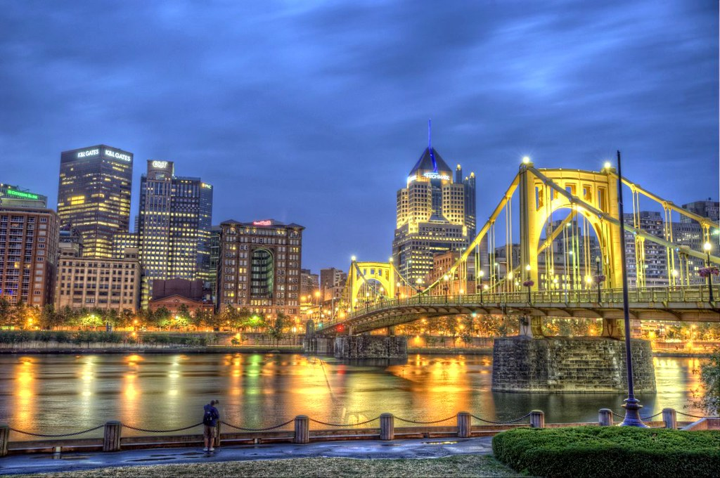 Downtown Pittsburgh Hotels Near Convention Center