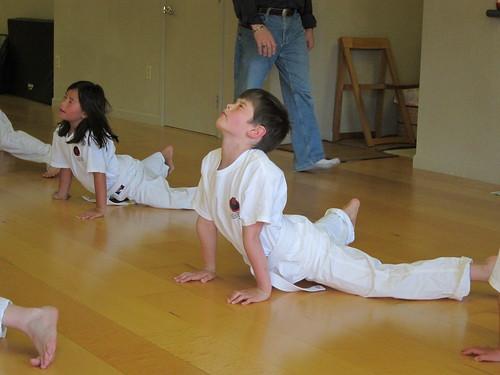 Nick, karate IMG_7603