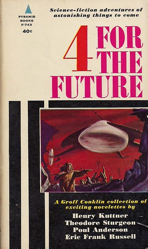 4 for the Future, edited by Groff Conklin (1959)
