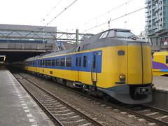 NS ICM Koploper EMU, Den Haag CS