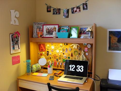 Dorm Room Bulletin Board Ideas