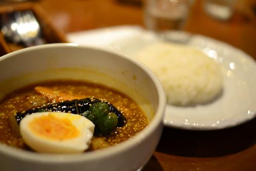 スープカレー SHANTi