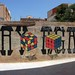 Eme | Pixel Pancho | Cartagena | One Urban World by Guillermo de la Madrid / Escrito en la pared