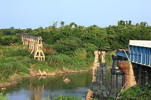 2P41台糖北港溪鐵橋-復興鐵橋