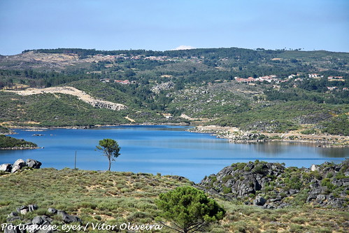 Barragem do Pinhão - Portugal