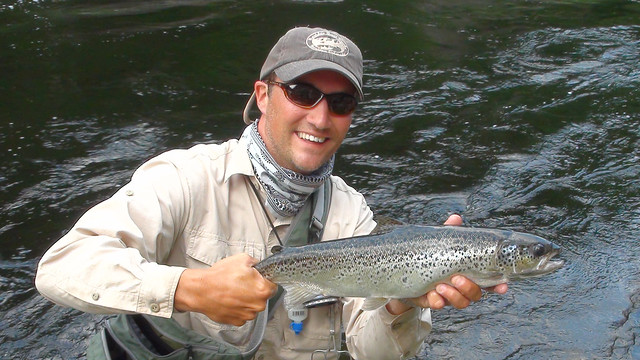 Maine salmon flickr photo sharing for Maine salmon fishing