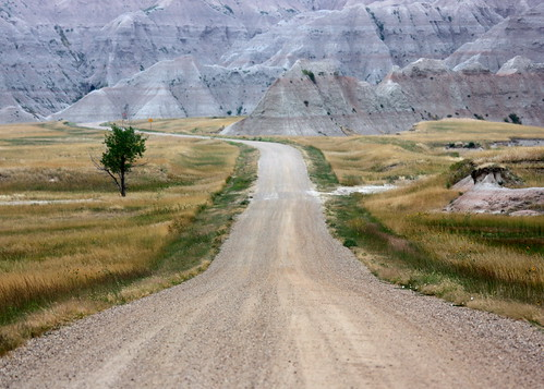 The Badlands National Park, South Dakota