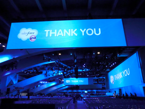 Keynote, Dreamforce 2011, San Francisco