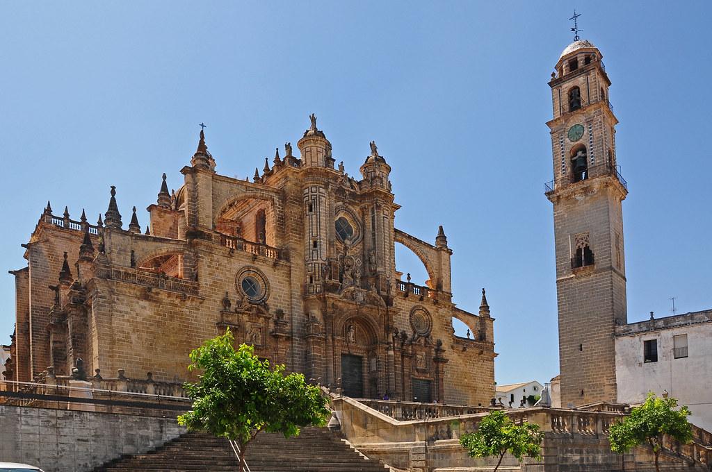 Catedral de san salvador jerez de la frontera a photo for Azulejos jerez de la frontera