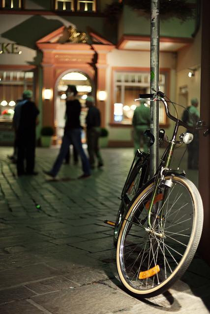 Parking Bike