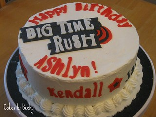 Big Time Rush Birthday