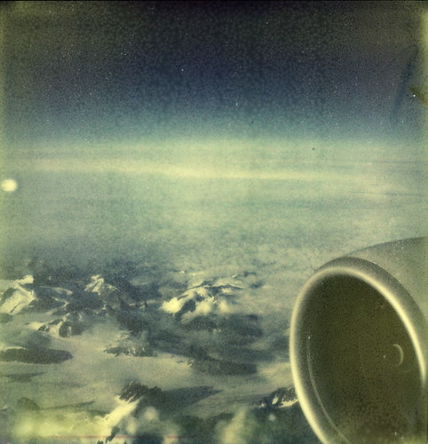 Somewhere Over Greenland by tobysx70