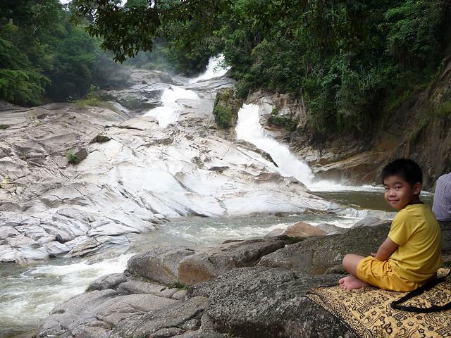 Chamang Fall - 06 cascades