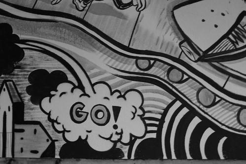 murale d'Espace Go