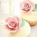 Roses and pearls by Bella Cupcakes (Vanessa Iti)
