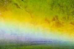 Selfoss Waterfall rainbow