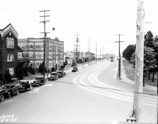 50th and Phinney, 1935