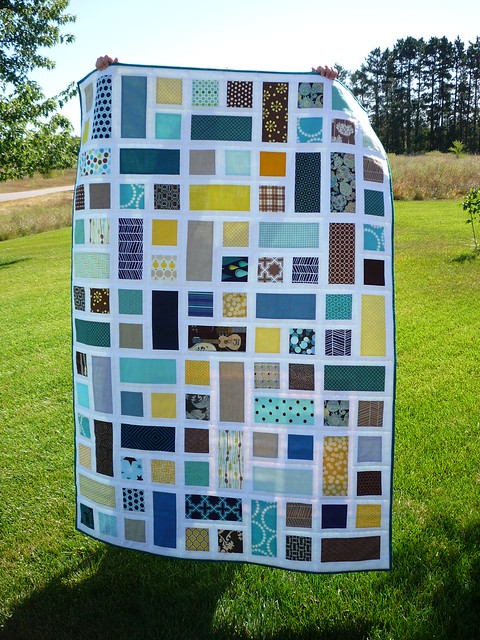 July Quilt for do. Good Stitches (Peace)