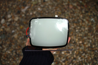 Mini TV Striped