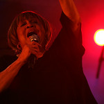 Totally legit and supercool Mavis Staples gets the Austin City Limits crowd singing. Photo by Laura Fedele