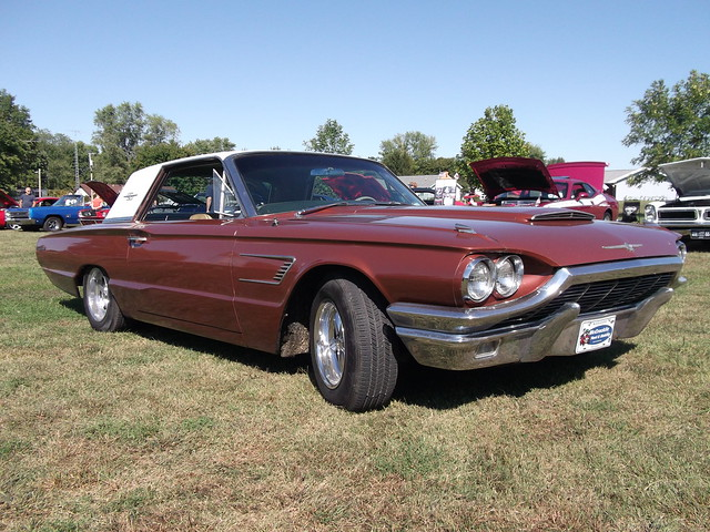 1965 ford thunderbird coupe flickr photo sharing. Cars Review. Best American Auto & Cars Review