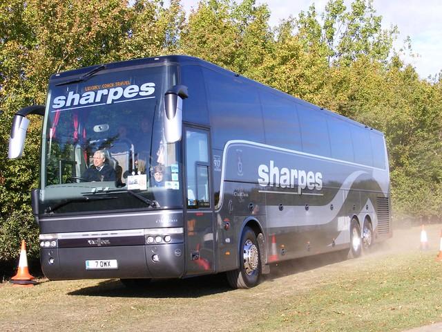 7 OWX Sharpes of Nottingham.