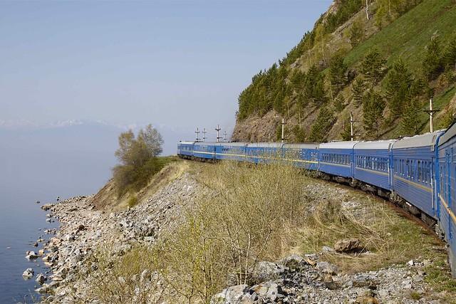 Trans-Siberian Express, mei/ juni 2011