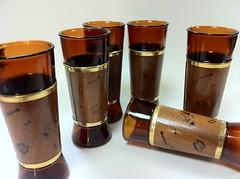 cup(0.0), musical instrument(0.0), coffee cup(0.0), drink(0.0), drum(0.0), copper(0.0), wine bottle(0.0), hand drum(0.0), brown(1.0), drinkware(1.0),